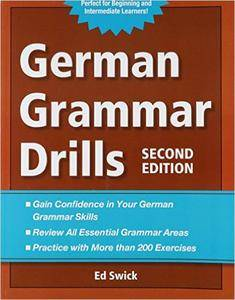 German Grammar Drills, 2nd edition