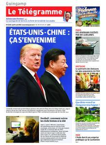Le Télégramme Guingamp – 08 août 2019