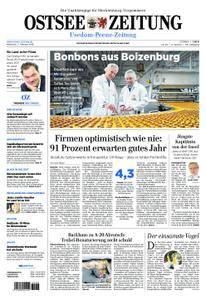 Ostsee Zeitung Wolgast - 07. Februar 2018
