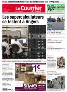 Le Courrier de l'Ouest Nord Anjou – 20 septembre 2019