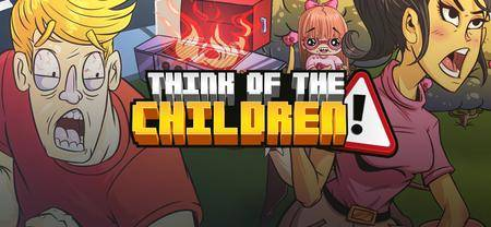 Think of The Children (2017)