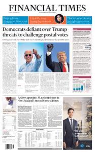 Financial Times Asia - November 3, 2020