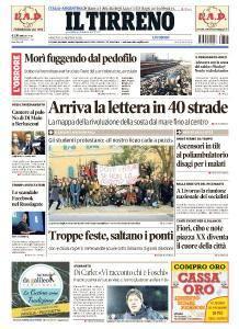 Il Tirreno Livorno - 23 Marzo 2018
