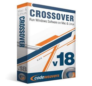 CrossOver Mac 18.5 Multilingual