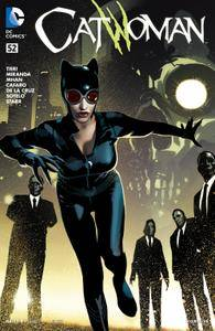 Catwoman 052 2016 2 covers Digital