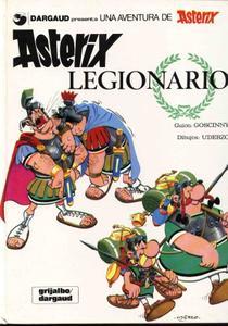 Asterix: Asterix Legionario