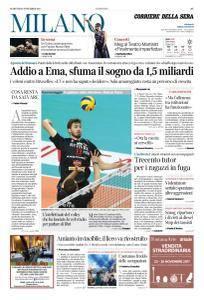Corriere della Sera Milano - 21 Novembre 2017
