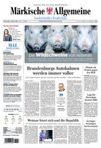 Märkische Allgemeine Luckenwalder Rundschau - 07. Februar 2019