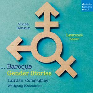 Vivica Genaux, Lawrence Zazzo, Lautten Compagney & Wolfgang Katschner - Baroque Gender Stories (2019) [24/96]