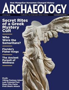 Archaeology - September/October 2021