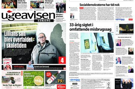 Ugeavisen Esbjerg – 10. december 2019