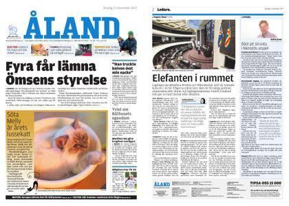 Ålandstidningen – 13 december 2017