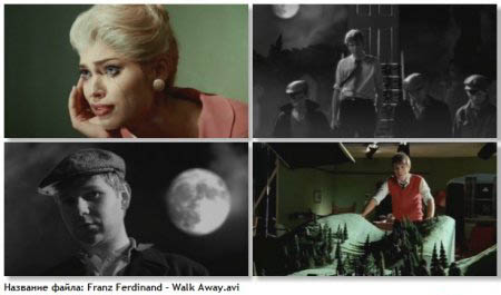 Franz Ferdinand - Walk away (Video Clip) (2005)