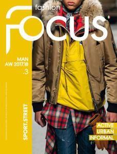 Fashion Focus Man Denim.Street - Issue 3 - Fall-Winter 2017-2018
