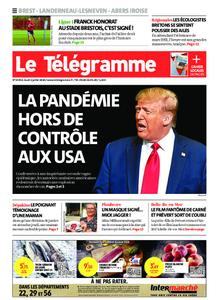 Le Télégramme Brest Abers Iroise – 02 juillet 2020
