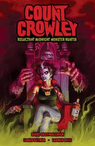 Dark Horse-Count Crowley Reluctant Midnight Monster Hunter 2020 Hybrid Comic eBook