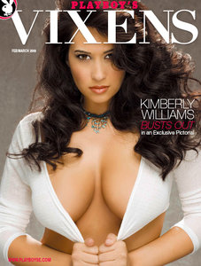 Playboy's Voluptuous Vixens - February - March 2006 (Repost)