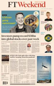 Financial Times Middle East - February 13, 2021