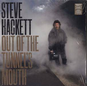 Steve Hackett - Out Of The Tunnel's Mouth (2009) [Vinyl Rip 16/44 & mp3-320 + DVD]