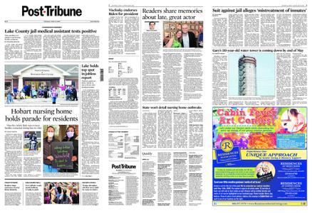 Post-Tribune – April 23, 2020