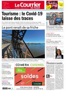 Le Courrier de l'Ouest Angers – 01 août 2020