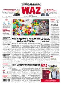 WAZ Westdeutsche Allgemeine Zeitung Oberhausen-Sterkrade - 04. Januar 2018