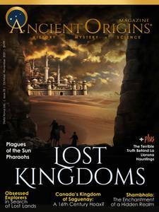 Ancient Origins Magazine – October 2021