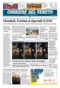 Corriere del Veneto Padova e Rovigo – 03 luglio 2020