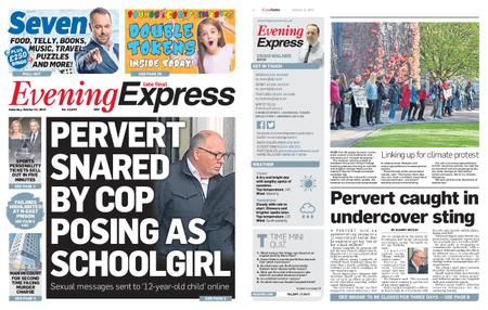 Evening Express – October 12, 2019