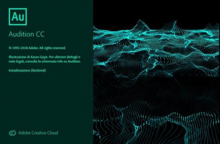 Adobe Audition CC 2019 v12.0.0.241 Multilingual