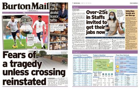 Burton Mail – June 09, 2021