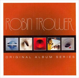 Robin Trower - Original Album Series (2014) 5CD Box Set [Re-Up]