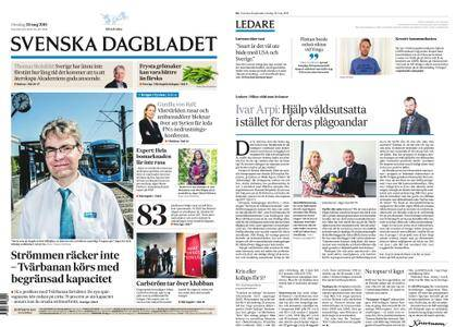 Svenska Dagbladet – 30 maj 2018