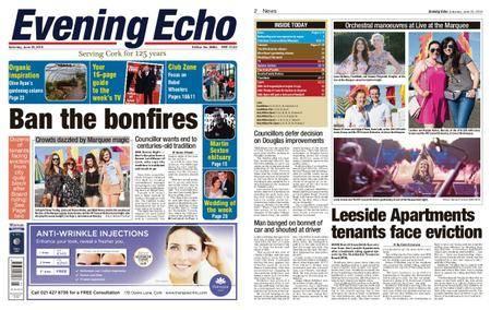 Evening Echo – June 23, 2018
