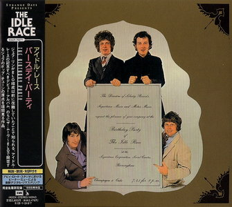 The Idle Race - The Birthday Party (1968) [Japan Mini-LP CD 2007]