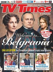 TV Times - 14 March 2020