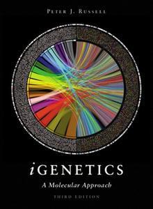 iGenetics: A Molecular Approach (3rd Edition) (Repost)