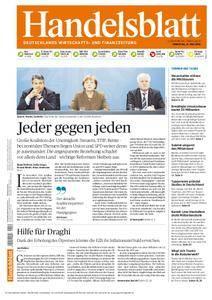 Handelsblatt - 31. Mai 2016