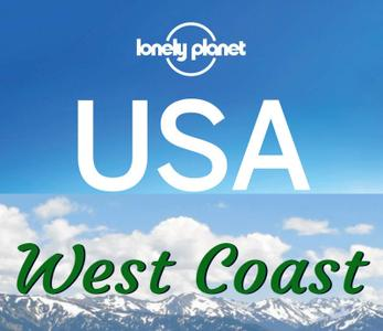 Lonely Planet - USA California & West Coast Pack