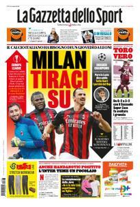La Gazzetta dello Sport Bergamo - 18 Marzo 2021