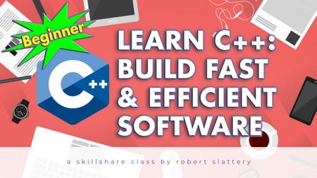 Learn C++: Build Fast & Efficient Software