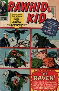 Rawhide Kid v1 035 1963 Mr Woodman