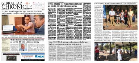 Gibraltar Chronicle – 06 July 2020