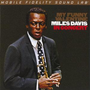 Miles Davis - My Funny Valentine (1965) [MFSL 2014] PS3 ISO + Hi-Res FLAC