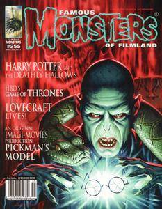 Famous Monsters of Filmland 255 2011