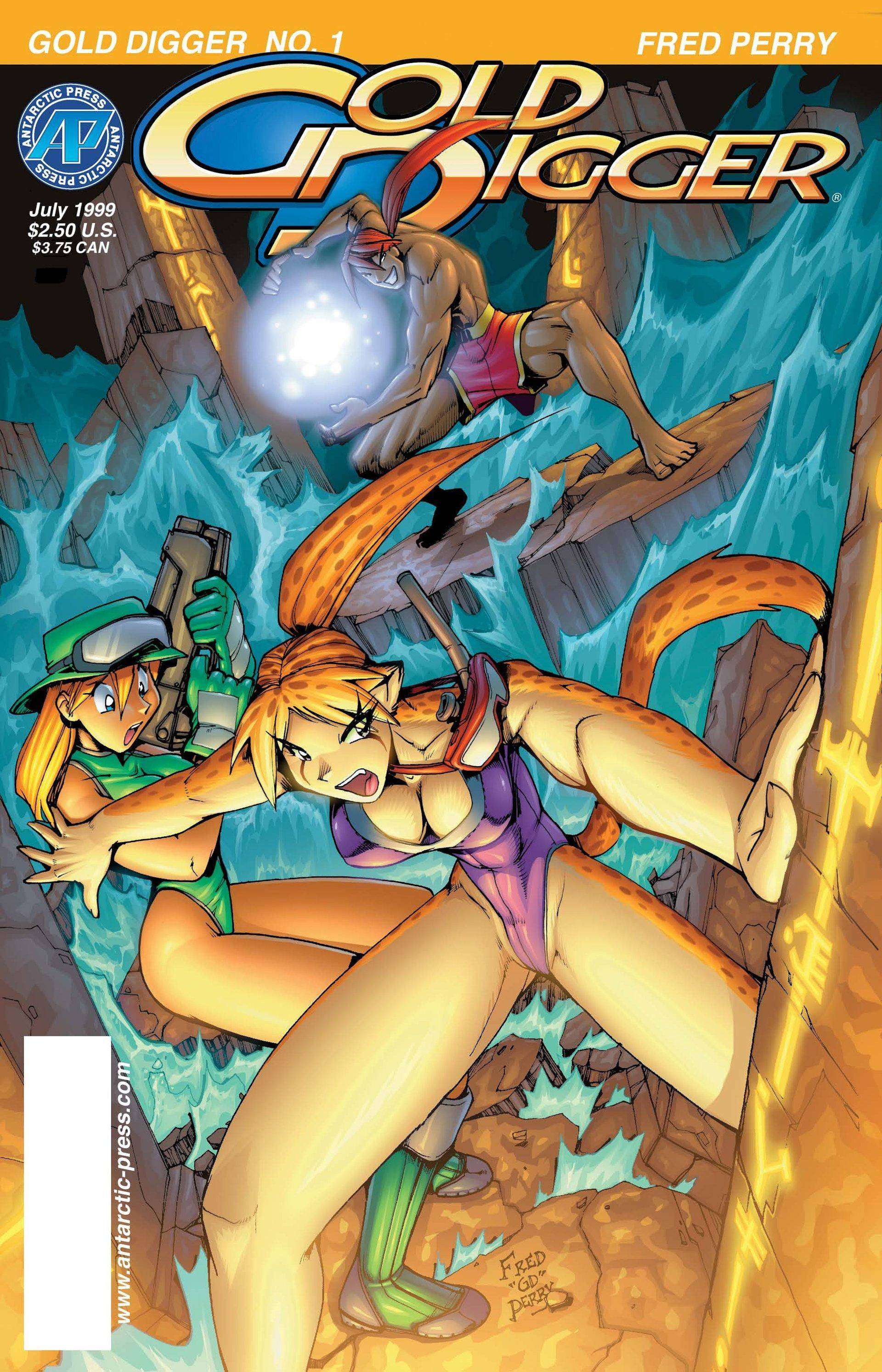 Gold Digger 001 1999 Digital