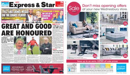 Express and Star City Edition – December 29, 2018