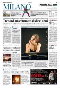 Corriere della Sera Milano – 05 gennaio 2020