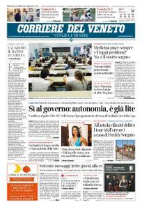 Corriere del Veneto Venezia e Mestre – 04 settembre 2019