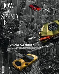 How to Spend It - Gennaio 2021